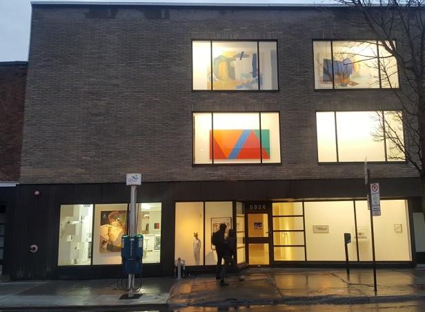 Galerie Art Mur Montréal