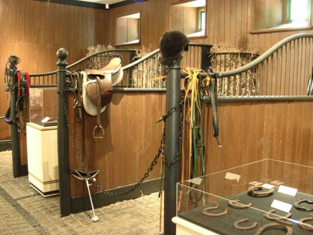 Musée d'histoire et du patrimoine de Dorval écurie Montréal