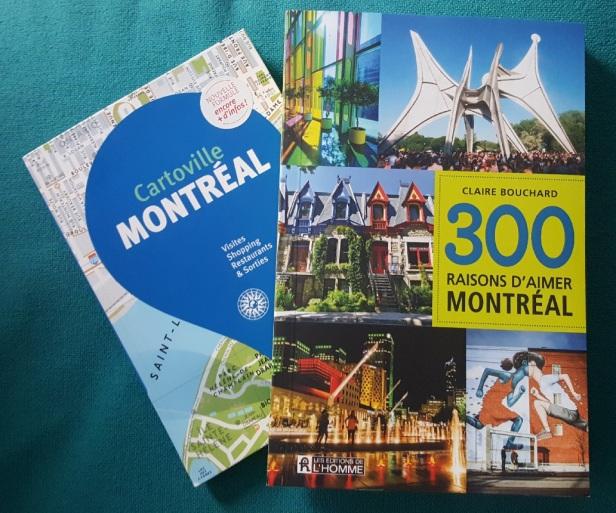 Livre 300 raisons d'aimer Montréal