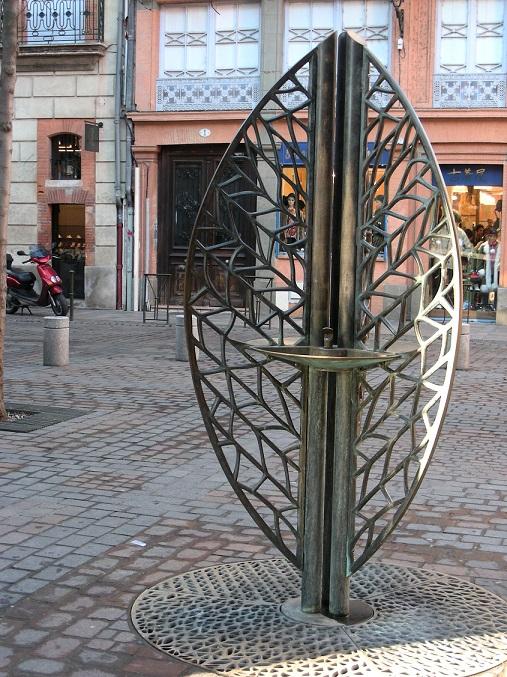 fontaine à boire Toulouse
