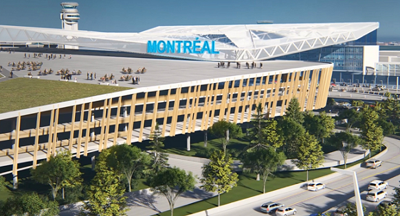 x Aéroport de Montréal - Projet 1
