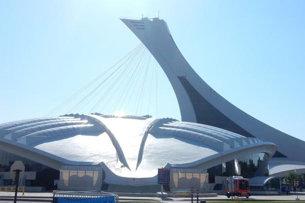 Béton Montréal Biodome et Stade