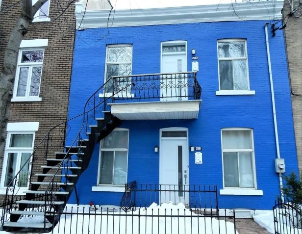 05 Rue De Bordeau Couleurs Montréal