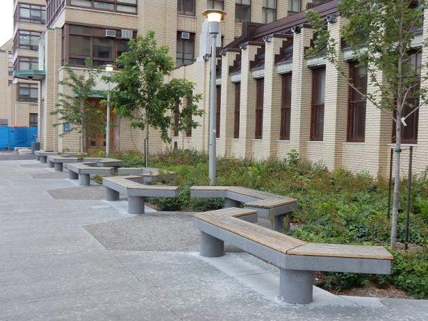 1 Banc public Montréal Université