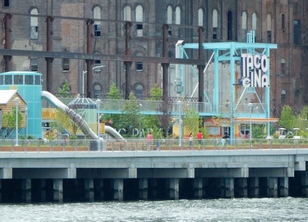03 b Bords de l'eau à New York