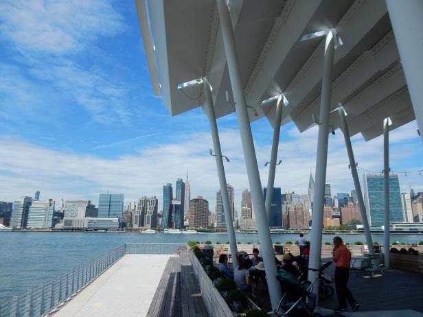 03 c Bords de l'eau à New York