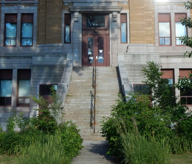 03 Escaliers Montréal École
