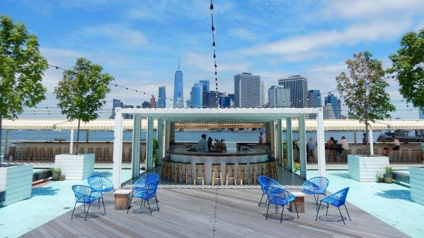 05 Bords de l'eau à New York bar