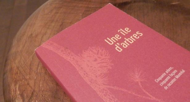 Arbres Montréal livre lecture