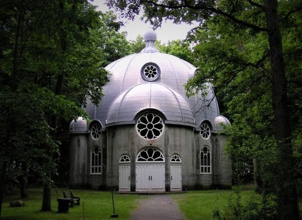 Patrimoine religieux Sanctuaire Sacré-Coeur
