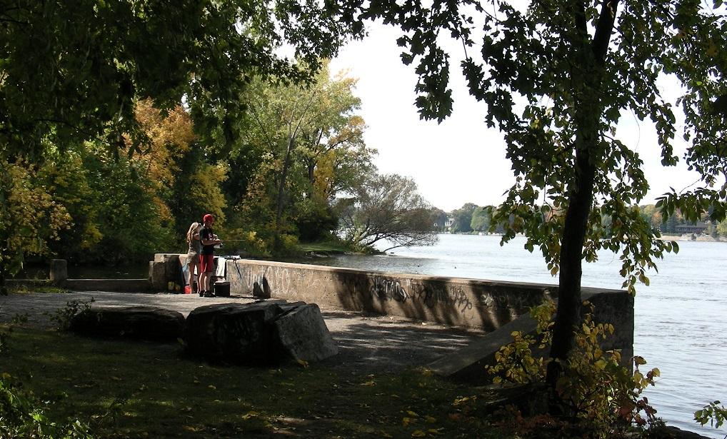Parc de la Merci Ahuntsic Boisé Montréal